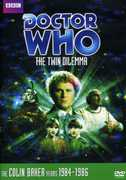 Doctor Who: The Twin Dilema - Episode 137 , Colin Baker