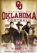History of Oklahoma Football: Birth of a Champion 1895-1946 , Adrian Peterson