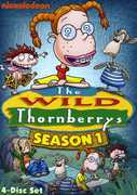 The Wild Thornberrys: Season 1 , Lacey Chabert