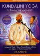 Kundalini Yoga For Memory and Magnetism , Akasha