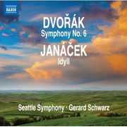 Symphony 6 /  Idyll , Gerard Schwarz