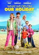 What We Did on Our Holiday [Import]