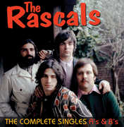 RASCALS - Complete Singles A's and B's , The Rascals