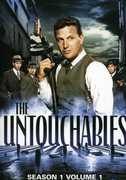 The Untouchables: Season 1 Volume 1 , Alan Hale, Jr.