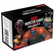 Dungeons & Dragons Spellbook Cards: Monsters 0-5 (D&D Accessory) (Dungeons & Dragons, D&D)