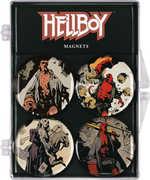 Hellboy Magnet 4-Pack