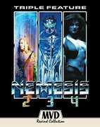 Nemesis 2 /  Nemesis 3 /  Nemesis 4: Triple Feature , Chad Stahelski