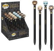 FUNKO PEN TOPPER: Game of Thrones (ONE Random Pen Topper Per Purchase)