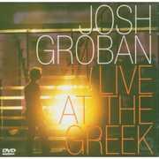 Live at the Greek , Josh Groban