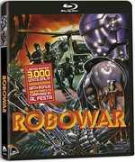 Robowar , Reb Brown