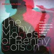 Many Moods of Benny Golson , Benny Golson