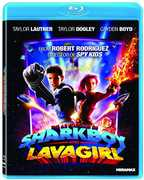 The Adventures of Sharkboy and Lavagirl , Cayden Boyd