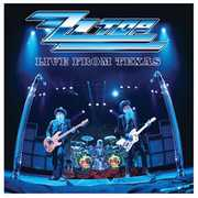 Live from Texas , ZZ Top