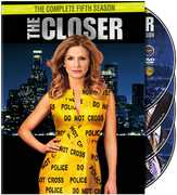 The Closer: The Complete Fifth Season , Kyra Sedgwick