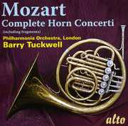 Complete Horn Concerti & Fragments , Barry Tuckwell