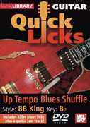 Guitar Quick Licks-Bb King Style Up Tempo Blues SH