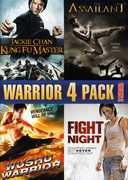 Warrior Quad Volume 2 , Matt Frewer