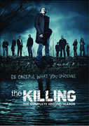 The Killing: The Complete Second Season , Mireille Enos