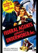 Federal Agents vs. Underworld Inc. , James Cameron