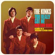 You Really Got Me (Live) /  Milk Cow Blues (Live) , The Kinks