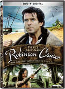 Robinson Crusoe , Pierce Brosnan