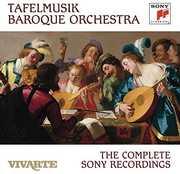 Complete Sony Recordings , Tafelmusik Baroque Orchestra