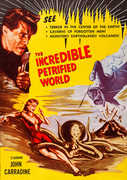 The Incredible Petrified World , John Carradine