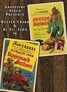 Border Badmen (1945) /  Stagecoach Outlaws (1945) , Al St. John