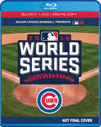 2016 World Series Champions: The Chicago Cubs Combo