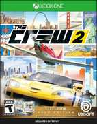 The Crew 2 - Steelbook Gold Edition for Xbox One