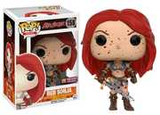 Pop! Red Sonja Bloody Ver PX Vinyl Figure (Jun168761)