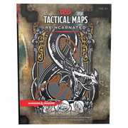 Dungeons & Dragons Tactical Maps Reincarnated (D&D Accessory) (Dungeons & Dragons, D&D)