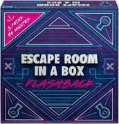 Mattel - Games - Escape Room In A Box 2.0