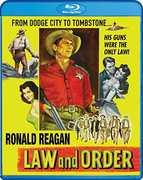 Law and Order , Ronald Reagan