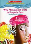 Why Mosquitoes Buzz in People's Ears...And More African Folk Tales , James Earl Jones