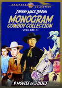 Monogram Cowboy Collection: Volume 3 , Johnny Mack Brown