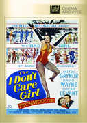 The I Don't Care Girl , Mitzi Gaynor