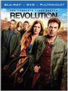 Revolution: The Complete First Season , Derek Webster