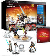 Disney Infinity 3.0 Star Wars Saga Bundle for PlayStation 3