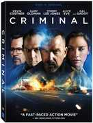 Criminal , Kevin Costner