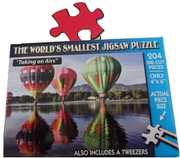 Worlds Smallest Puzzle Taking On Airs