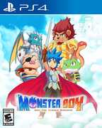 Monster Boy and the Cursed Kingdom for PlayStation 4