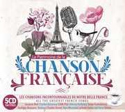 Le Patrimoine De La Chanson Francaise /  Various [Import] , Various Artists