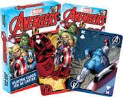Avengers Comics Playing Cards