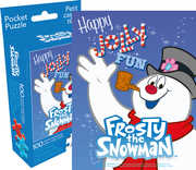 Frosty The Snowman 100pc Pocket Puzzle