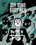 My Man Godfrey (Criterion Collection) , Carole Lombard
