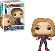 FUNKO POP! MARVEL: Captain MARVEL! - Captain Marvel (Styles May Vary)