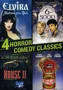 4 Horror Comedy Classics , George Clooney