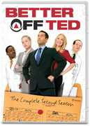 Better Off Ted: The Complete Second Season , Jay Harrington