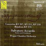Concertos KV 207 - KV 211 - KV 218 [Import]
